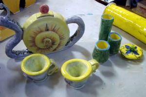 3D Tea Party 2