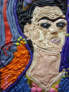 Modellin Clay Portrait Texture 2