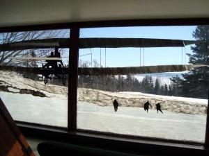 Bell Museum Window