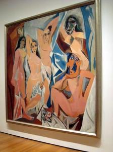 Les Desmoiselles D\'Avignon