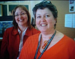 Lesley Ann & Elizabeth