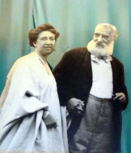 Mr & Mrs Bell