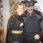 Bat Woman & Zorro