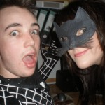Spiderman & Cat Woman