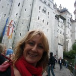 Castle Neuschwanstein & Tourist