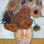 One of Vincent's Sunflowers