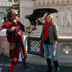 Soaring with eagles in Budapest