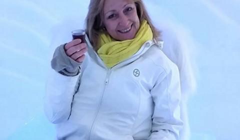 Ice Bar warmer