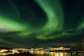Tromso northern lights
